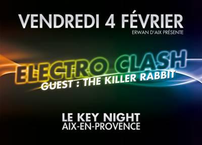Key night vendredi 04 fevrier  Aix en Provence