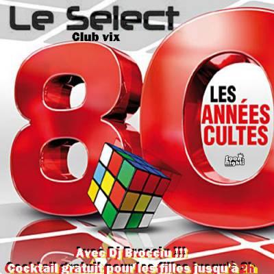 Le Select Club Vix samedi 16 juin  Vix ( ventiseri )