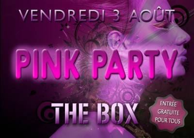 THE BOX vendredi 03 aout  Estrablin