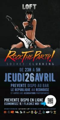 Loft Club jeudi 26 avril  Lyon
