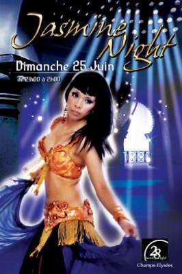 28 Rue Marbeuf dimanche 25 juin  Paris
