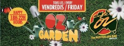 Australian Bar Café OZ vendredi 24 aout  Montpellier