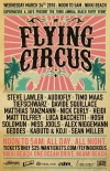 Clubbing Flying Circus: Welcome to Miami Mercredi 24 mars 2010