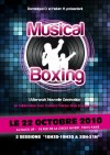 After Work Afterwork Musical Boxing Vendredi 22 octobre 2010
