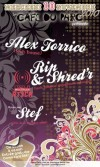 Before Dj Rip , Shred'r et Dj Alex Forrico ( Itzela ) Mercredi 10 Novembre 2010