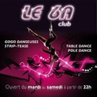 After Work Le 6A club de striptease sur Bastia Samedi 19 mars 2011