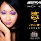 After Work After Work Asian / George V Jeudi 08 septembre 2011