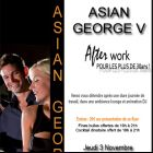 After Work AFTER WORK @ PLUS DE 30ans Jeudi 03 Novembre 2011