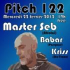 After Work Pitch 122 #9 Mercredi 22 fevrier 2012