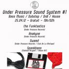 After Work Under Pressure Sound System #1 Mercredi 25 avril 2012