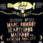 Clubbing Jaded Summer Warehouse Party Samedi 14 juillet 2012