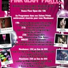After Work PINK GLAM' PARTY Jeudi 14 juin 2012