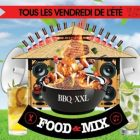 Soirée clubbing FOOD&MIX PARTY BBQ XXL vs SUMMER MADNESS Vendredi 03 aout 2012
