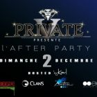After (6H-Midi) LA PRIVATE Dimanche 02 decembre 2012