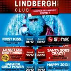 Soir�e Lindbergh Club lundi 31 dec 2012