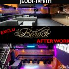 After Work AFTERWORK AU BAROCK EXCLUSIF Jeudi 20 decembre 2012