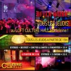 After Work AFTERWORK LOFT NEW YORKAIS Jeudi 28 fevrier 2013