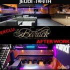 After Work AFTERWORK AU BAROCK EXCLUSIF Jeudi 07 fevrier 2013
