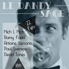 After Work Le Dandy Sage Vendredi 22 fevrier 2013