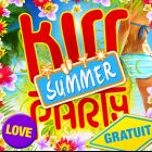Summer kiss party Blok paris