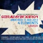 After Work THE PIRATE RADIO'SHOW for GIBRALTAR'IN'DESTROY w/MASTER SEB & CG REC.TEAM Mercredi 15 mai 2013