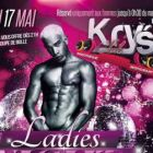 Soirée clubbing soirée ladies night avec sharly crater Vendredi 17 mai 2013