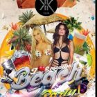 i love reggaeton beach party  Lokomia club