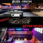 After Work AFTERWORK EXCLUSIF @ BAROCK Jeudi 28 Novembre 2013