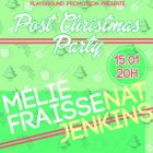Concert Playground Party 2 Post Xmas Mercredi 15 janvier 2014