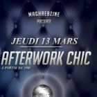 After Work Afterwork chic et oriental Jeudi 13 mars 2014