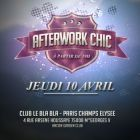 After Work Afterwork chic et oriental jeudi 10 avril Jeudi 10 avril 2014