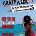 Festival Crazy Week: CATS ON TREES / MORCHEEBA  Jeudi 17 juillet 2014
