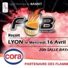 After Work FLAMMES-LYON Mercredi 16 avril 2014