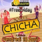 #freefriday chicha Amazone