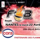 After Work 1/2 finale CHALLENGE ROUND (FLAMMES-NANTES) Mardi 22 avril 2014