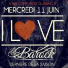After Work I love Barock Mercredi 11 juin 2014