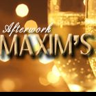 After Work Afterwork au Maxim's Jeudi 04 septembre 2014