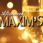 After Work Afterwork au Maxim's Jeudi 18 septembre 2014