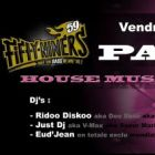 Before Fifty Niners Party # 1 - House Music & Techno @ White Bar DK Vendredi 21 Novembre 2014