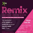Clubbing XFM Remix Live Ft. Little Barry (Live) & Hamilton (Ram Records) at Bloomsbury Bowling Lanes Vendredi 20 fevrier 2015