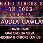 ELDORADO CIRCUS SHOW  ON TOUR