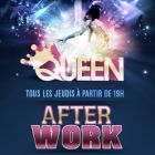 Afterwork @ queen club champs elysees ! Queen