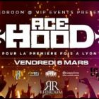 Soirée clubbing ACEHOOD AKA Mr HOOD EN SHOWCASE EXCLUSIF ✘✘ VENDREDI 06 MARS @t REDROOM ✘&#1000 Vendredi 06 mars 2015