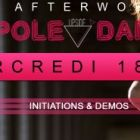 After Work Afterwork Pole dance by Upside Mercredi 18 mars 2015