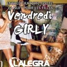 Soirée clubbing vendredi girly Vendredi 24 avril 2015