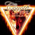 Soirée clubbing La Coyote is on Fire !!! 5th BIRTHDAY !!! (24.04.2015) Vendredi 24 avril 2015