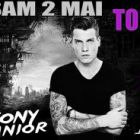 Clubbing Tony Junior En Mix Live ! Samedi 02 mai 2015