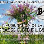 After Work  INAUGURATION DES TERRASSES DU B52 BISTROCLUB Vendredi 08 mai 2015