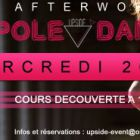 After Work Afterwork Pole dance by Upside Mercredi 10 juin 2015