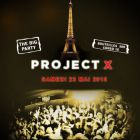 Projet x the big party consos 1� bouteilles 50� Back up